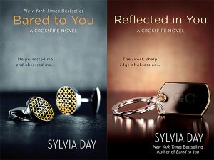 The Crossfire Series by Sylvia Day