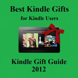 Kindle Christmas Gift Ideas