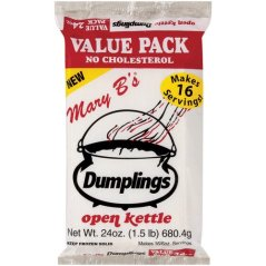 Mary B's Dumplings