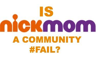 Nickelodeon's NickMom launching 4th Quarter.  (PRNewsFoto/Nickelodeon)
