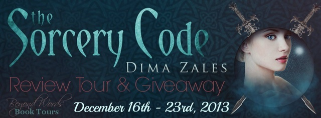 The Sorcery Code by Dima Zales